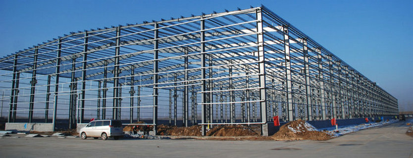 Reason Why Industrial Construction Need Steel Structure